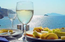 sommer og vin